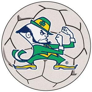 Fan Mats Notre Dame Fighting Irish Soccer Ball