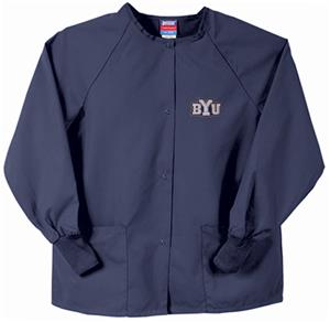 Brigham Young University Navy Nursing Jackets
