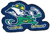 Fan Mats Notre Dame Mascot Mat