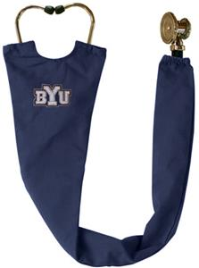 Brigham Young University Navy Stethoscope Covers