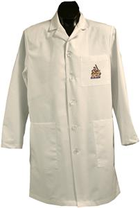 Univ of Central Florida White Long Labcoats