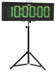 Gill Athletics 9'' Digit Race Clocks