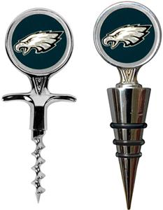 NFL Philadelphia Eagles Cork Screw & Bottle Topper