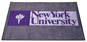 Fan Mats NYU All Star Mat