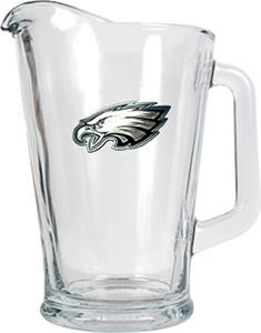 NFL Philadelphia Eagles 1/2 Gallon Glass Pitcher