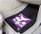 Fan Mats NYU Carpet Car Mats (set)