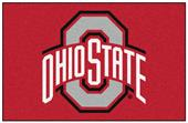 Fan Mats Ohio State University Starter Mat