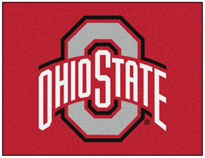 Fan Mats Ohio State All Star Mat