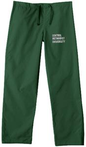 Central Methodist Univ Hunter Classic Scrub Pants