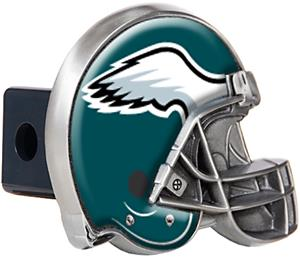 NFL Philadelphia Eagles Helmet Trailer Hitch Cover