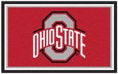 Fan Mats Ohio State University 4x6 Rug