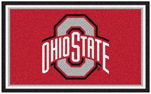 Fan Mats Ohio State University 4x6 Rug