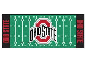 Fan Mats Ohio State University Football Runner