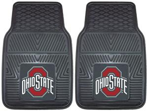Fan Mats Ohio State University Vinyl Car Mats