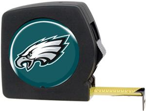 NFL Philadelphia Eagles 25' Tape Measure w/Logo