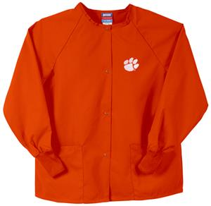 Clemson University Orange Nursing Jackets