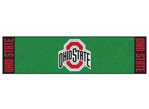 Fan Mats Ohio State University Putting Green Mat