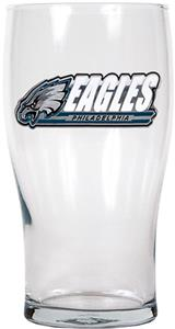 NFL Philadelphia Eagles 20oz Pub Glass