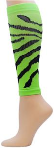 Red Lion Tiger/Zebra Compression Leg Sleeves CO