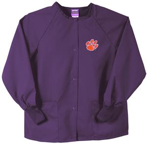 Clemson University Purple Nursing Jackets