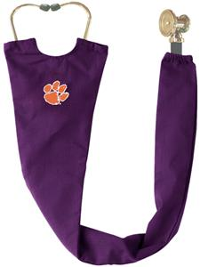 Clemson University Purple Stethoscope Covers
