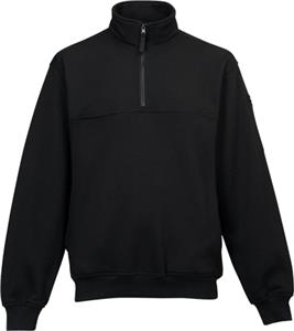 TRI MOUNTAIN Alarm Quarter Zip Shop Sweatshirt
