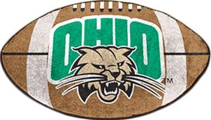 Fan Mats Ohio University Football Mat