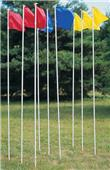 CC Flag Set/Chute Rope and Pennants/8' Flag Post