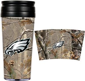 NFL Philadelphia Eagles 16oz Realtree Tumbler