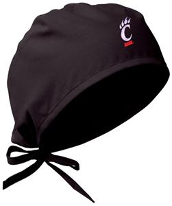 University of Cincinnati Black Surgical Caps
