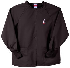 University of Cincinnati Black Nursing Jackets