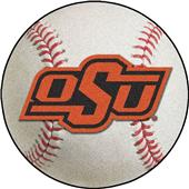 Fan Mats Oklahoma State University Baseball Mat