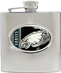 NFL Philadelphia Eagles 6oz Stainless Steel Flask