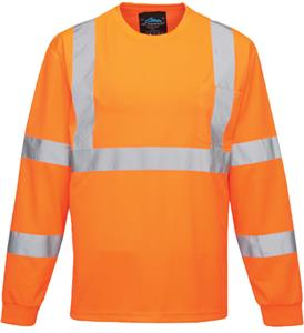 TRI MOUNTAIN Median Crewneck Long Sleeve Shirt