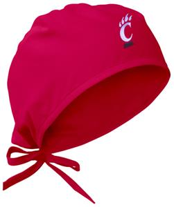 University of Cincinnati Red Surgical Caps