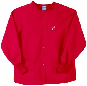 University of Cincinnati Red Nursing Jackets