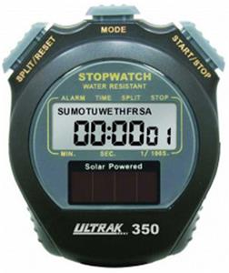 Gill Athletics Ultrak 350 Solar Stopwatch
