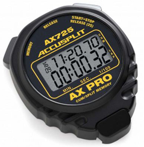 Gill Athletics Accusplit AX725BK Stopwatch