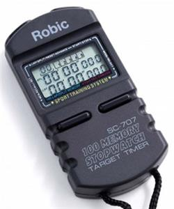 Gill Athletics Robic SC-707W Stopwatch
