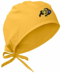 Univ of Colorado Buffaloes Gold Surgical Caps