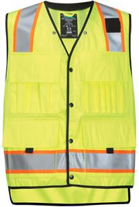 TRI MOUNTAIN Level Class 2 Surveyor&#39;s Vest