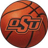 Fan Mats Oklahoma State University Basketball Mat