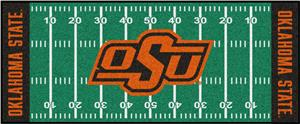 Fan Mats Oklahoma State University Football Runner