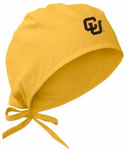 University of Colorado Gold Surgical Caps