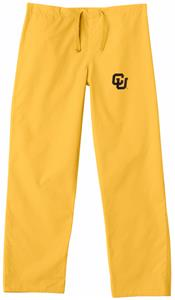University of Colorado Gold Classic Scrub Pant