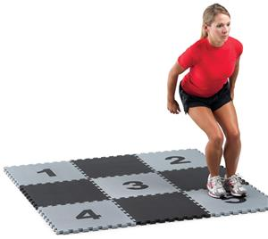 Gill Athletics PowerMax Drill Mat