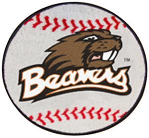 Fan Mats Oregon State University Baseball Mat