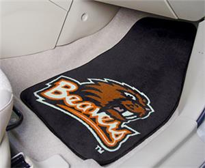 Fan Mats Oregon State University Carpet Car Mats