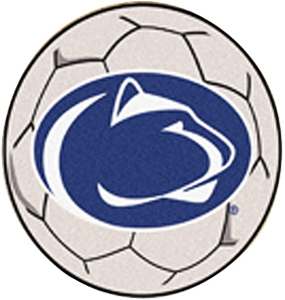 Fan Mats Penn State Soccer Ball