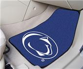Fan Mats Penn State Carpet Car Mats (set)